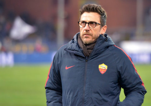 Di Francesco ilgiallorosso.it